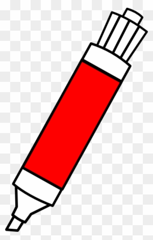 Marker x free clip. Markers clipart 5 thing