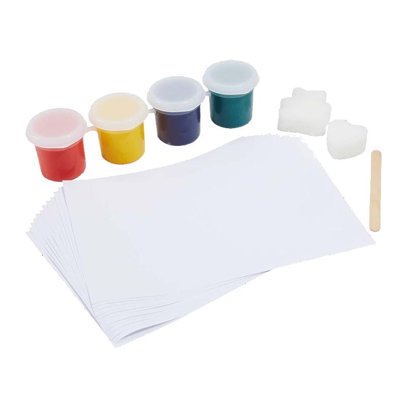 Markers clipart washable.  pcs finger paint