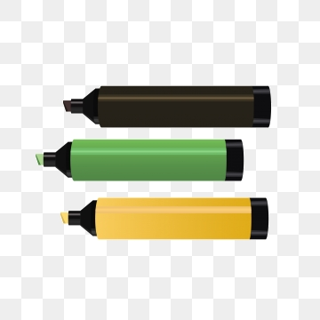 Png vector psd and. Markers clipart color marker