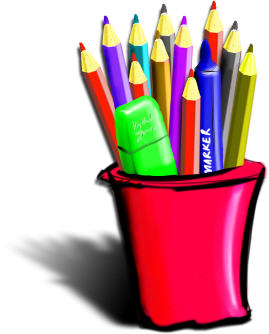 View our assemblies for. Markers clipart crayon