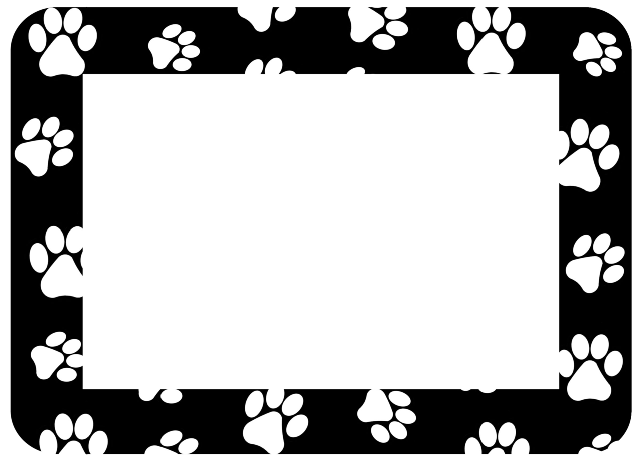 Markers clipart dry eraser.  x paw print