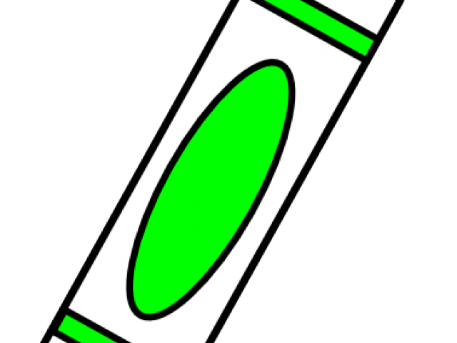 Markers clipart green. Crayola marker cliparts free
