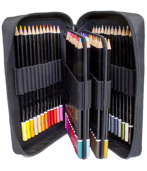 Markers clipart pencil crayon. Colorit ultimate duo dual