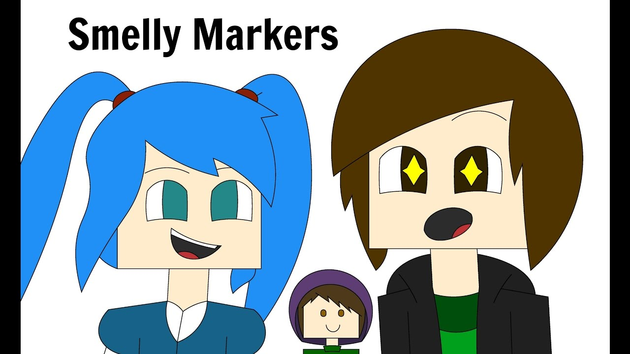 Free smelly marker cliparts. Markers clipart short thing