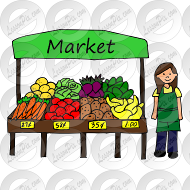 Picture for classroom therapy. Market clipart