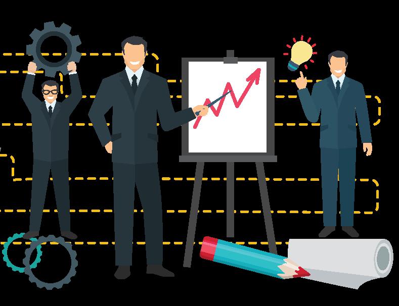 marketing clipart market strategy