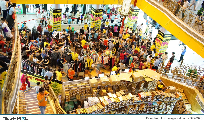 Shop clipart crowded. Free mall busy market
