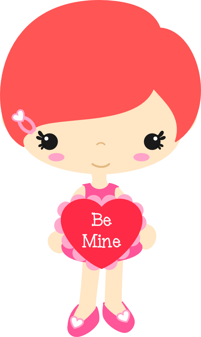 Cute ni a corazon. Worm clipart ginger