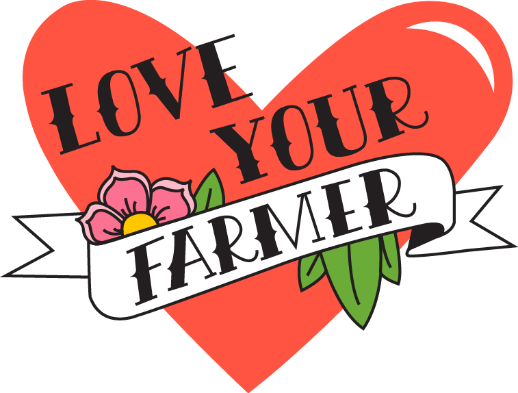 Market clipart market day. Love your farmer people