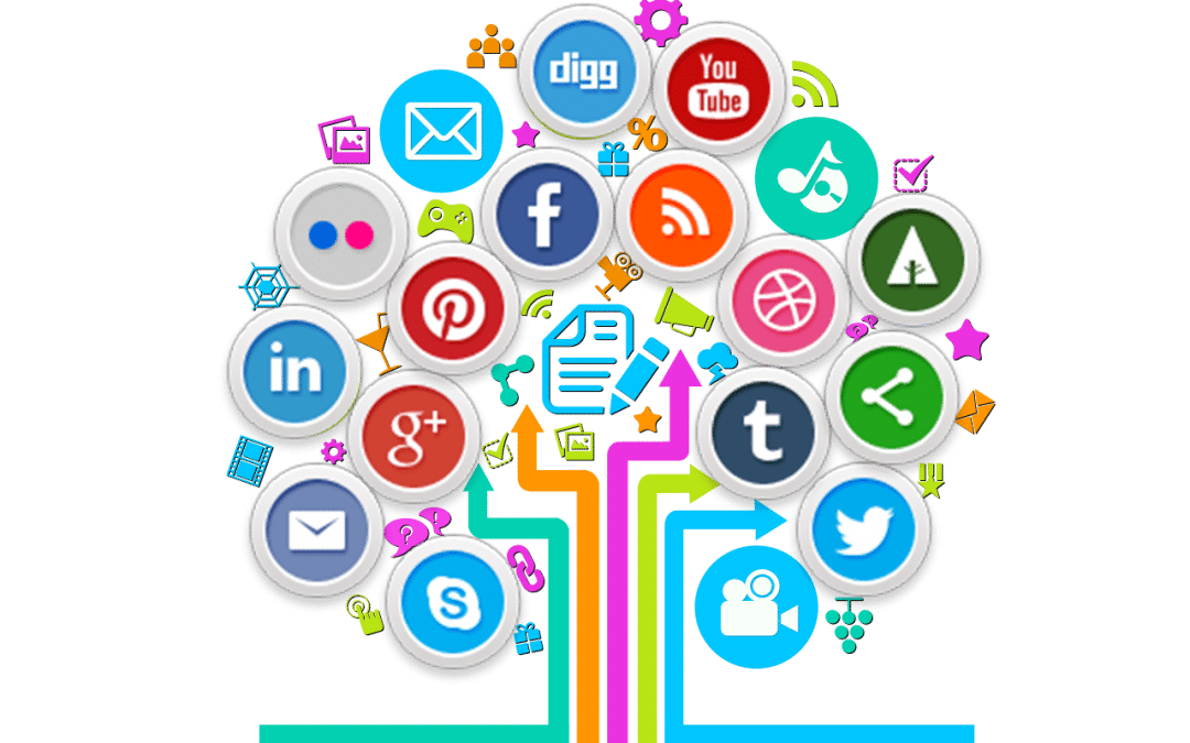 Businesses social media is. Market clipart old market