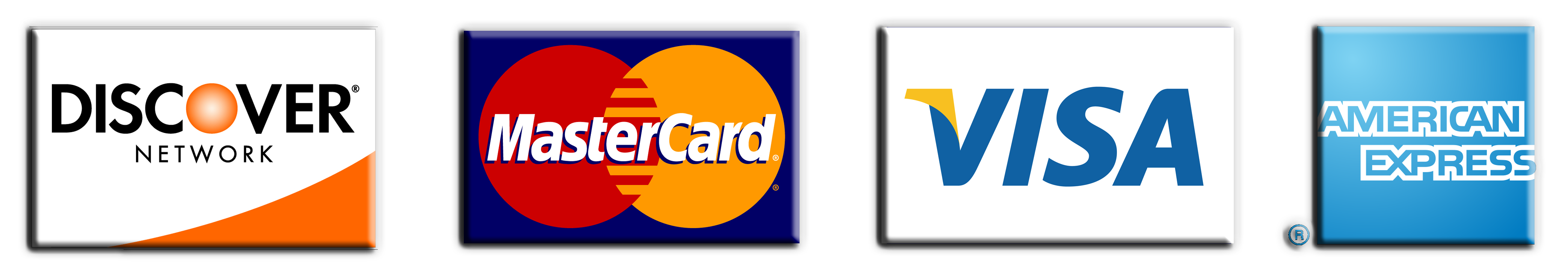 The fish market inc. Credit card images png