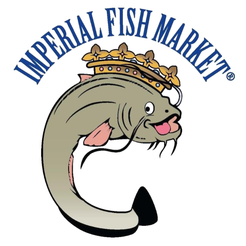 Imperial fish market delivery. Seafood clipart giant clam