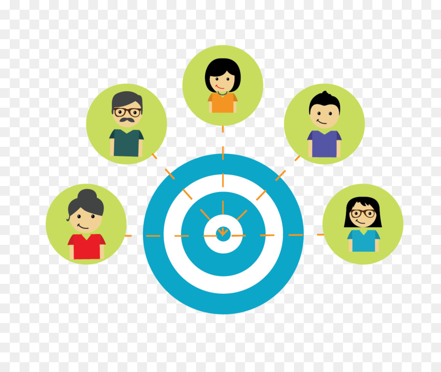 Marketing clipart audience target. Digital background png download