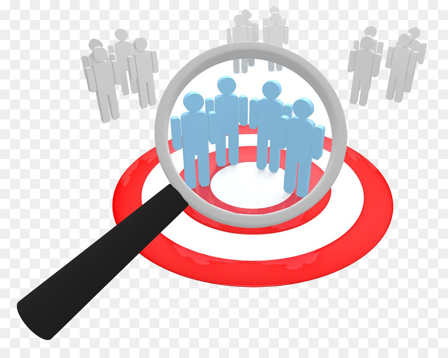 Background technology communication . Marketing clipart audience target