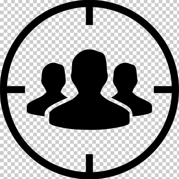 Market targeted advertising . Marketing clipart audience target