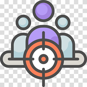 Marketing clipart audience target. Market png images free