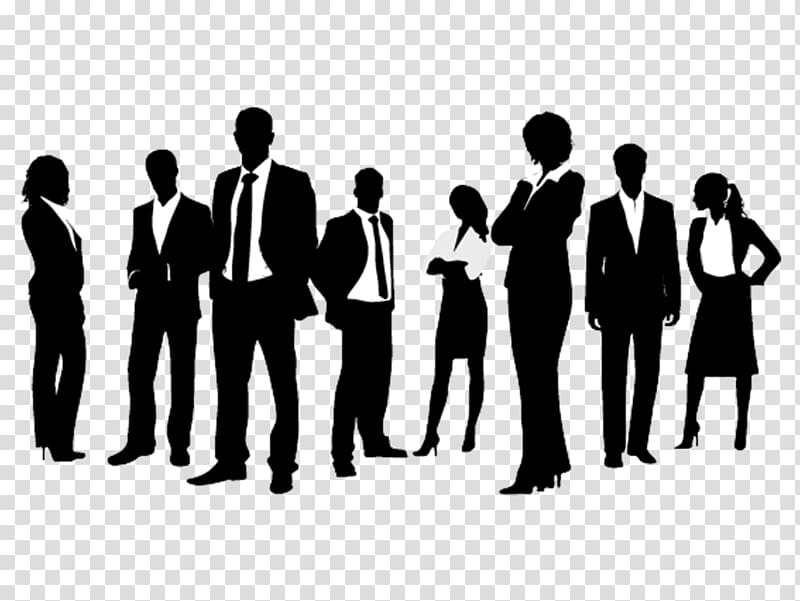 Professional clipart transparent background business. Silhouettes of suits digital