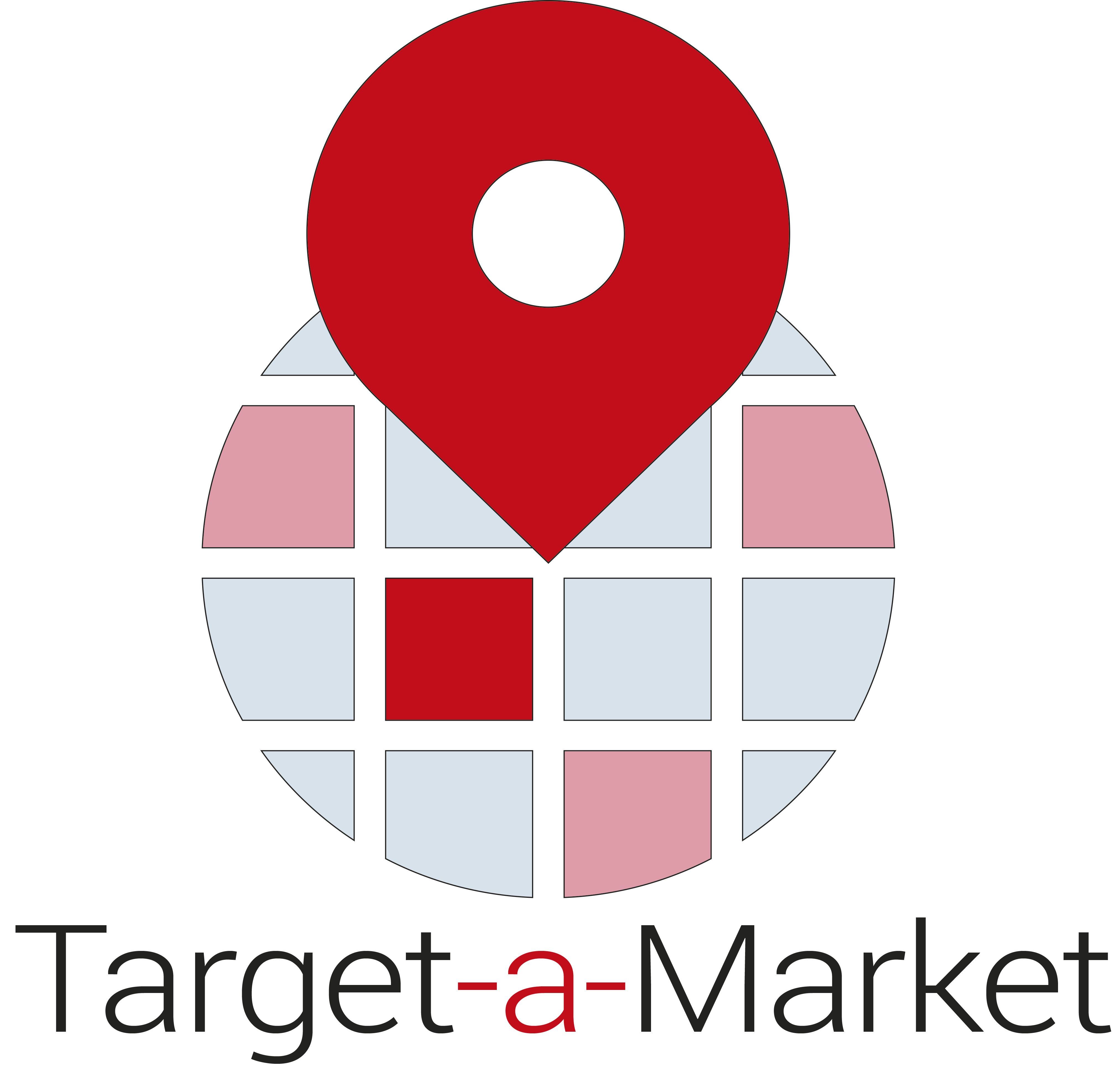 Targeted for smes by. Marketing clipart customer target