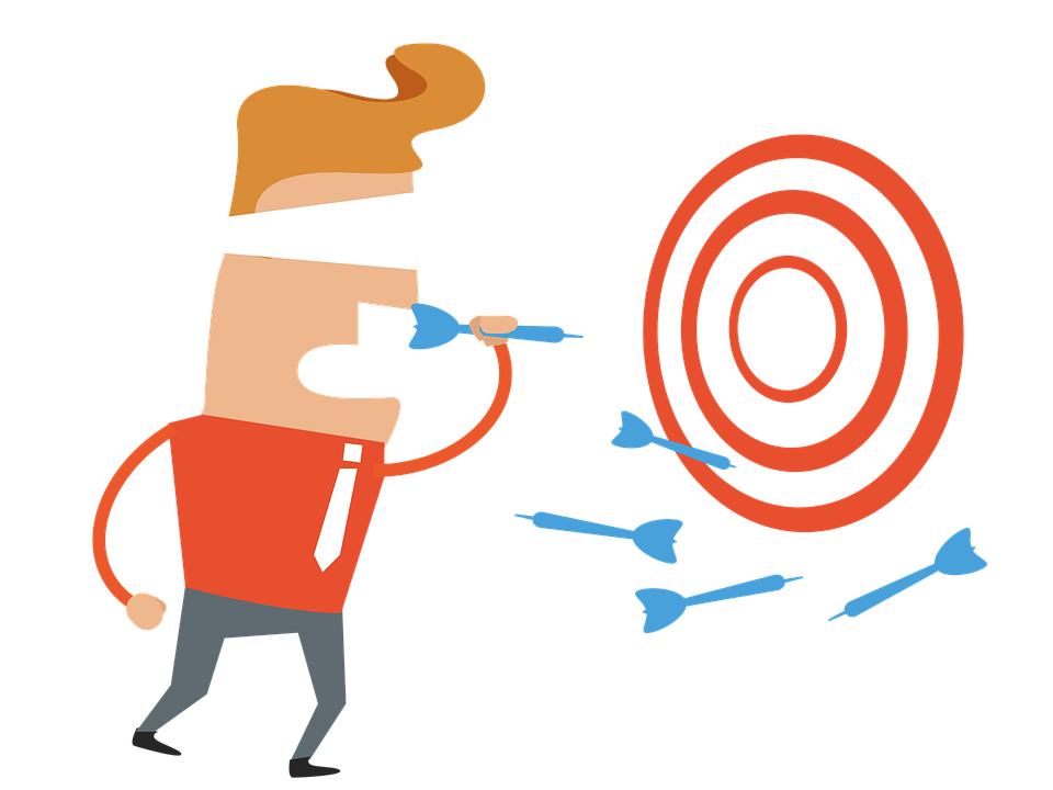 How to understand your. Marketing clipart customer target