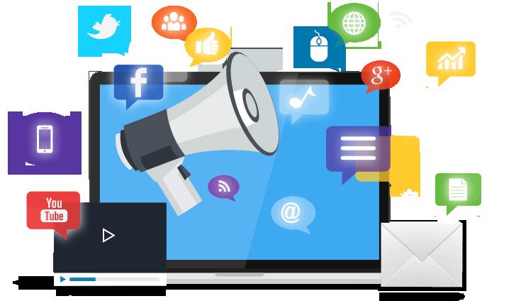 marketing clipart india digital