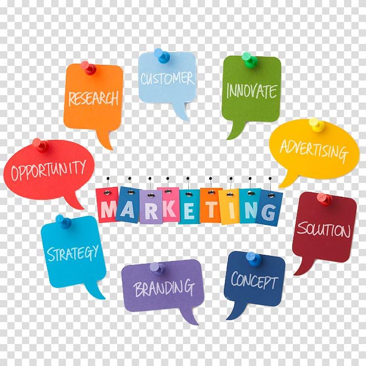 Strategy business mix service. Marketing clipart marketing plan
