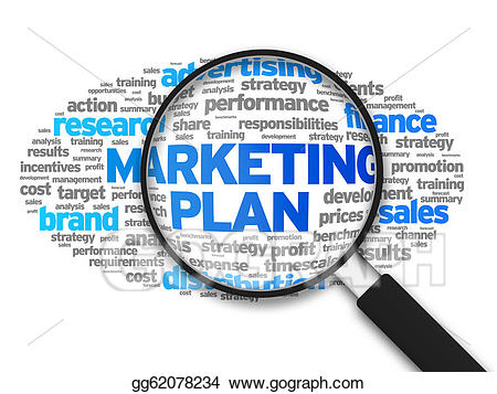 Marketing clipart marketing plan. Drawing gg gograph