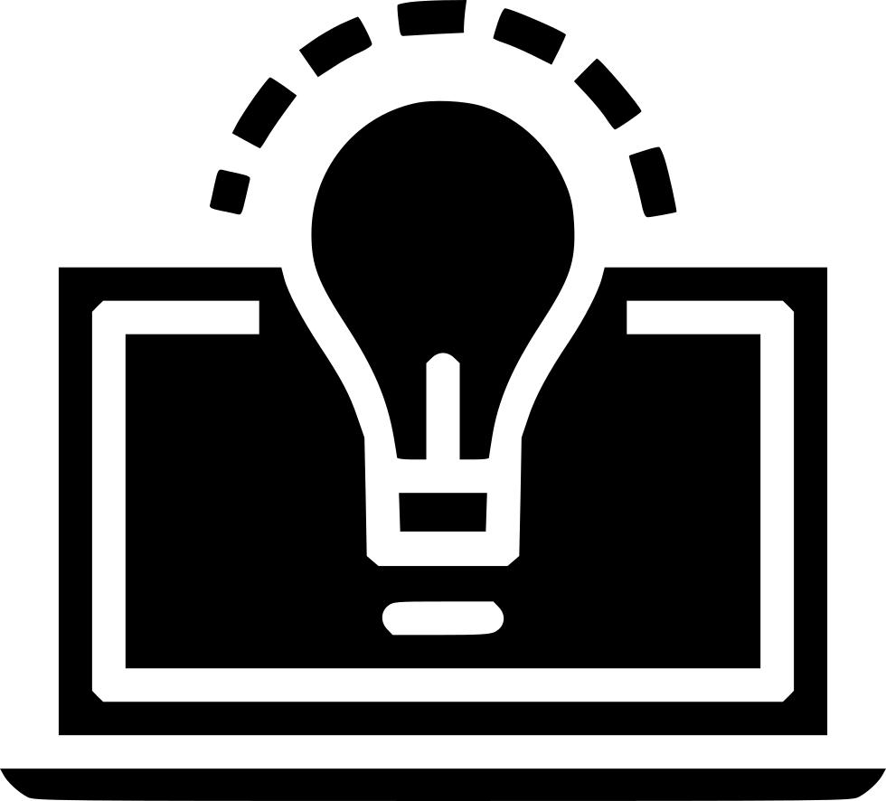 Creative campaigns creativity idea. Marketing clipart media icon