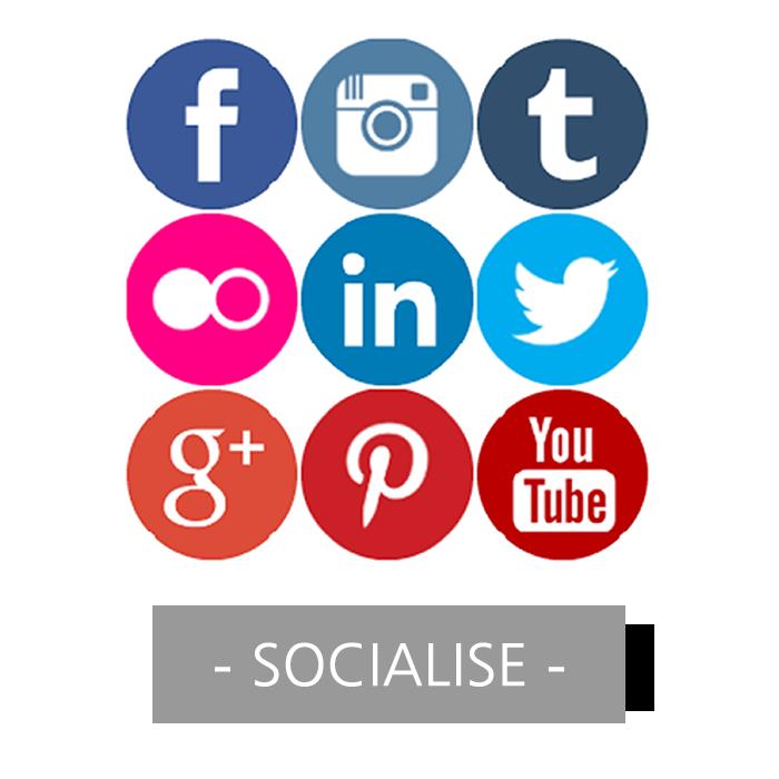 Marketing clipart media icon. Social clip art transprent