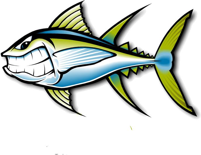 Tuna clipart tuna fish. Mean psd official psds
