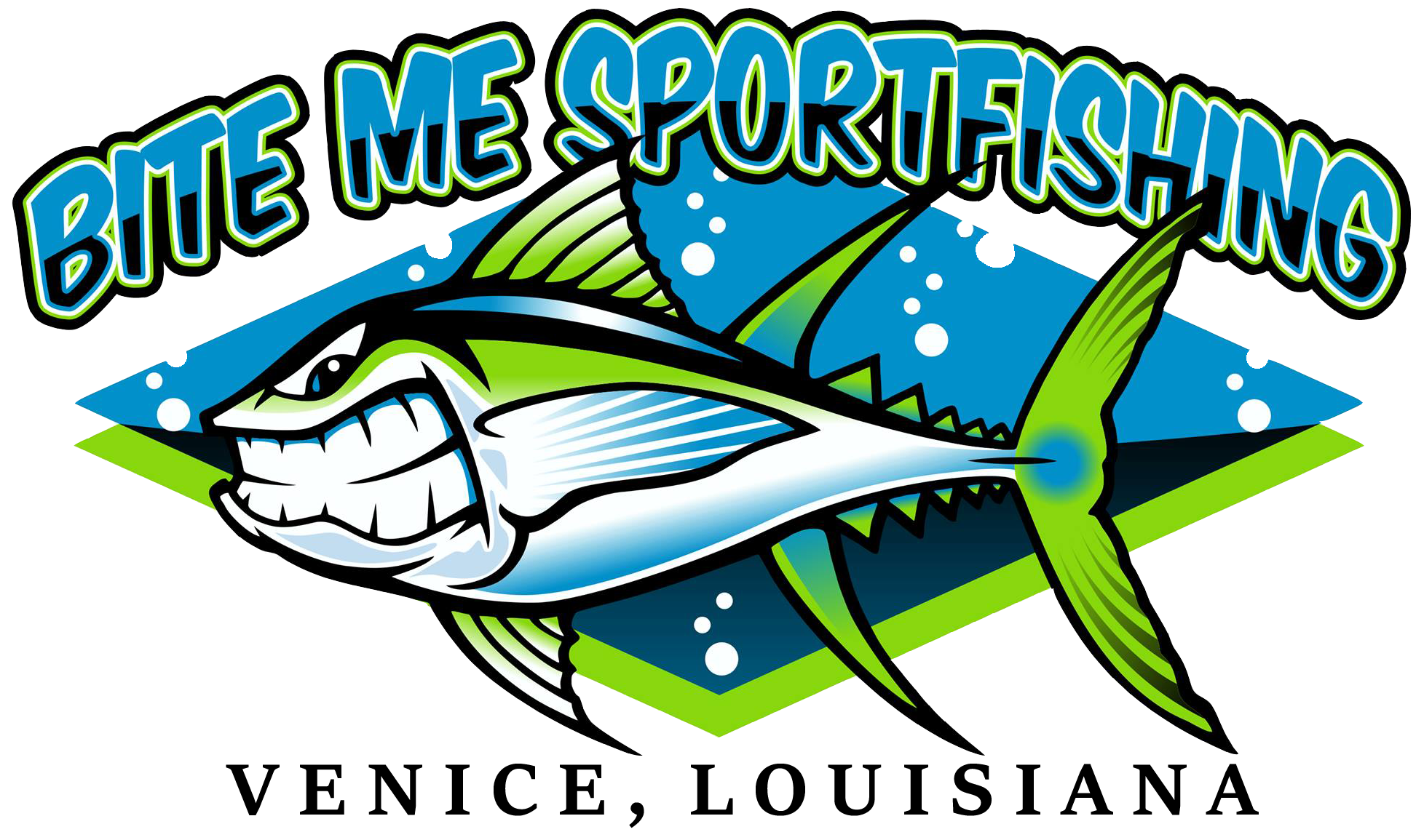 Bite me sportfishing venice. Tuna clipart yellowfin tuna