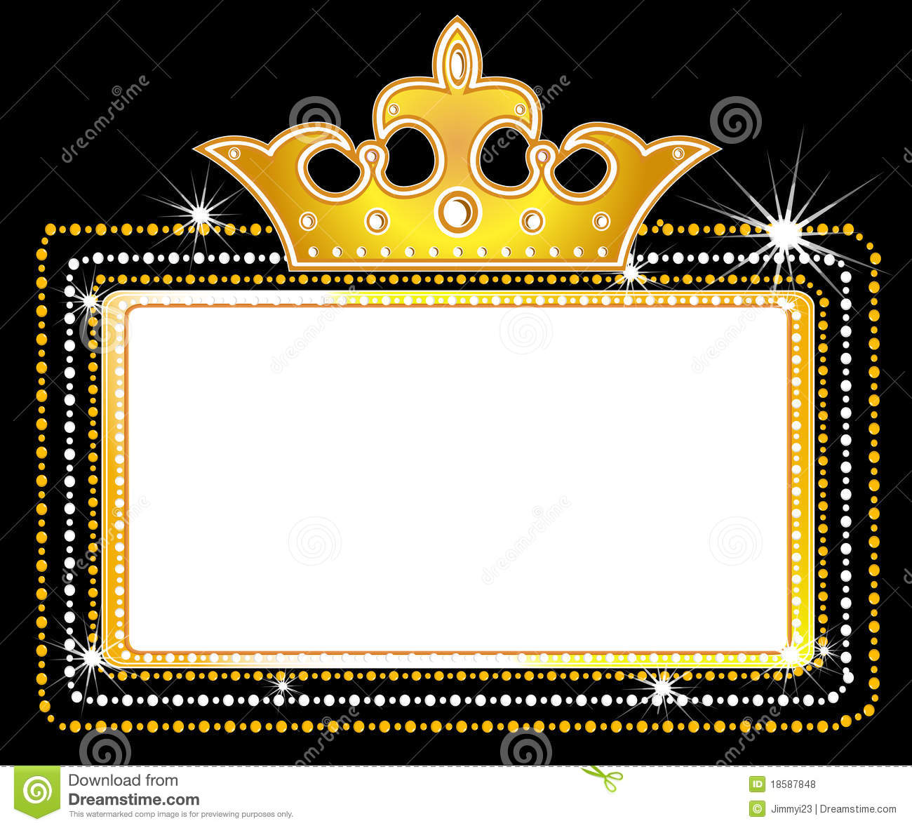 . Marquee clipart
