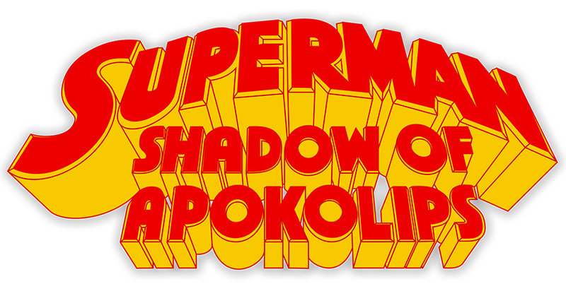 Superman shadow of apokolips. Marquee clipart hollywood