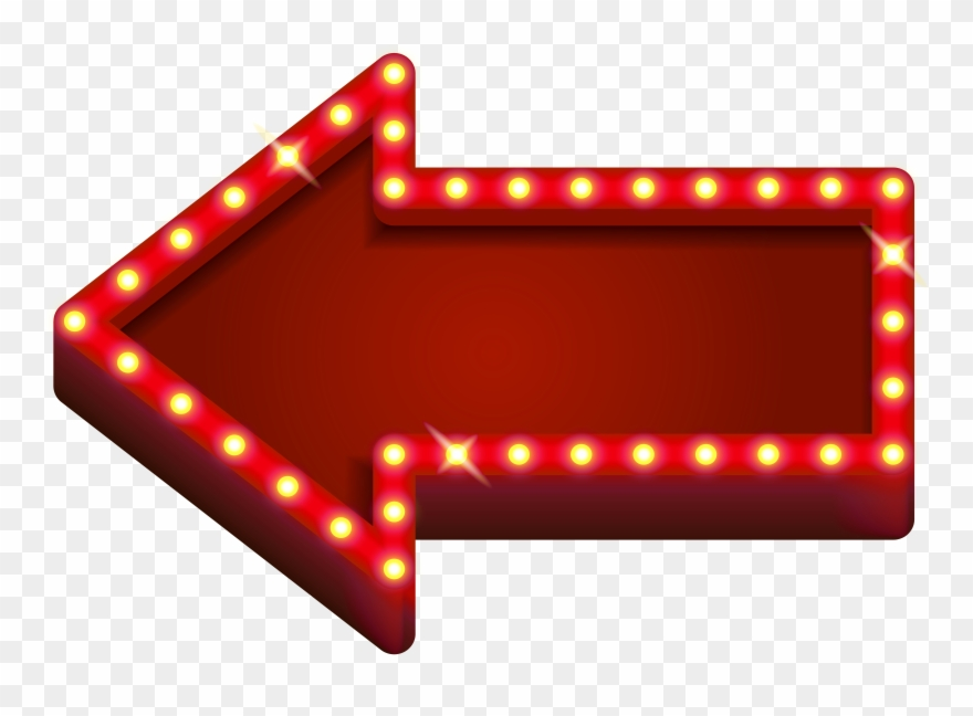 Marquee clipart marquee light. Blank png download arrow