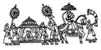 Marriage clipart oorvalam. Wedding symbols hindu