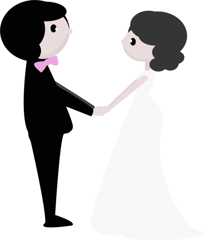 Best wedding images free. Marriage clipart sad