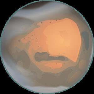 Mars clipart. Clip art at clker