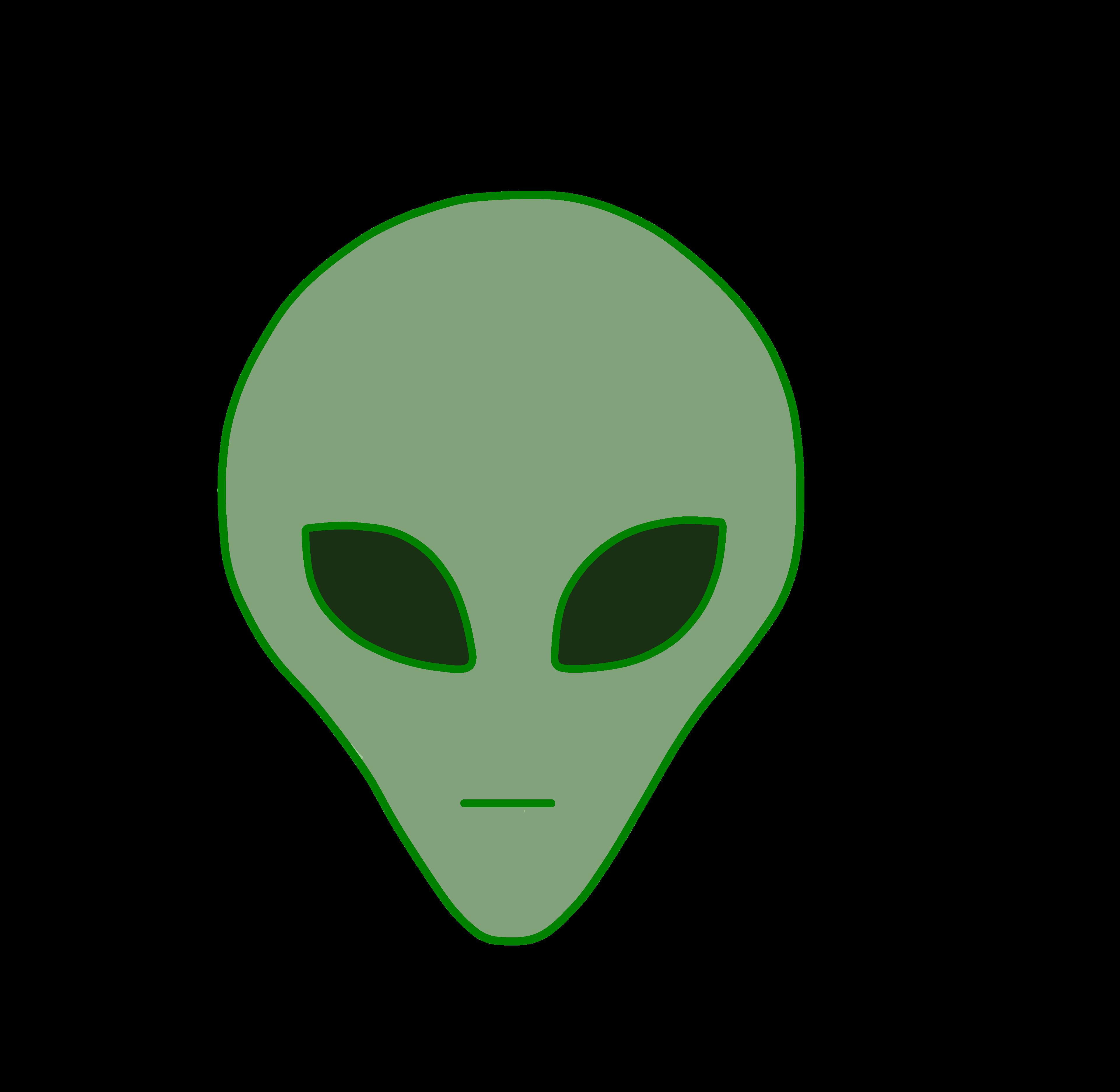 Alien paint tshirt wall. Ufo clipart creature