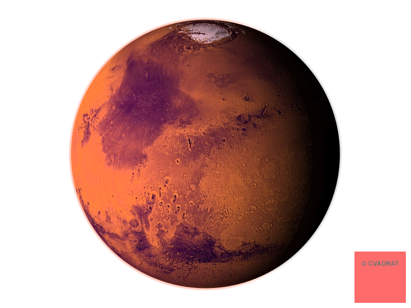 Images of png spacehero. Planets clipart planet mars