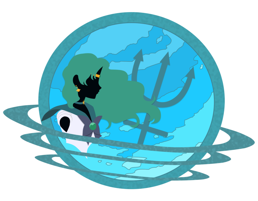 Planet clipart neptune planet. Sailor cameo by ginkadia