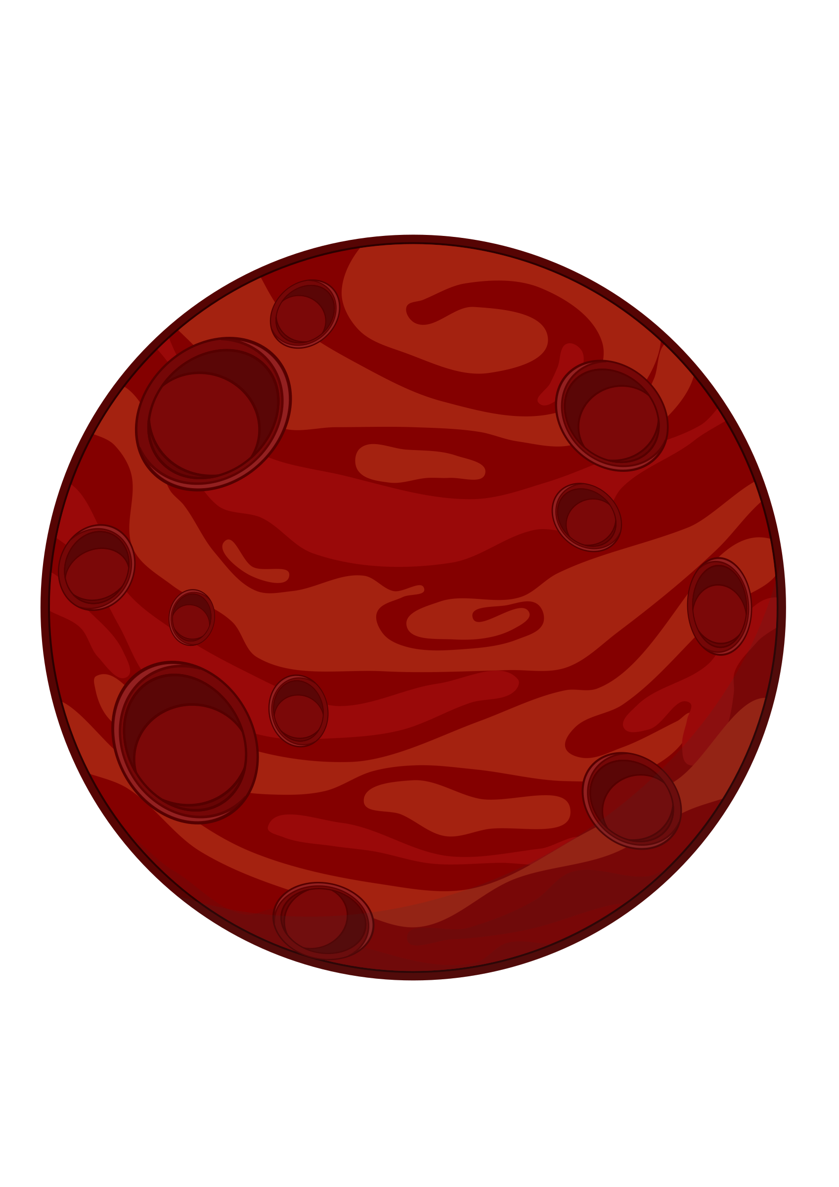 Images of clip art. Planets clipart planet mars