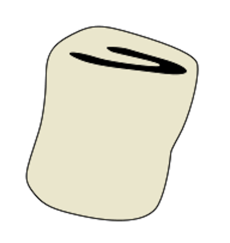 Marshmallow clipart. Free cliparts download clip