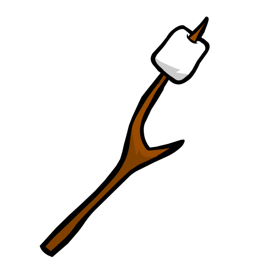 smores clipart animated #143368930