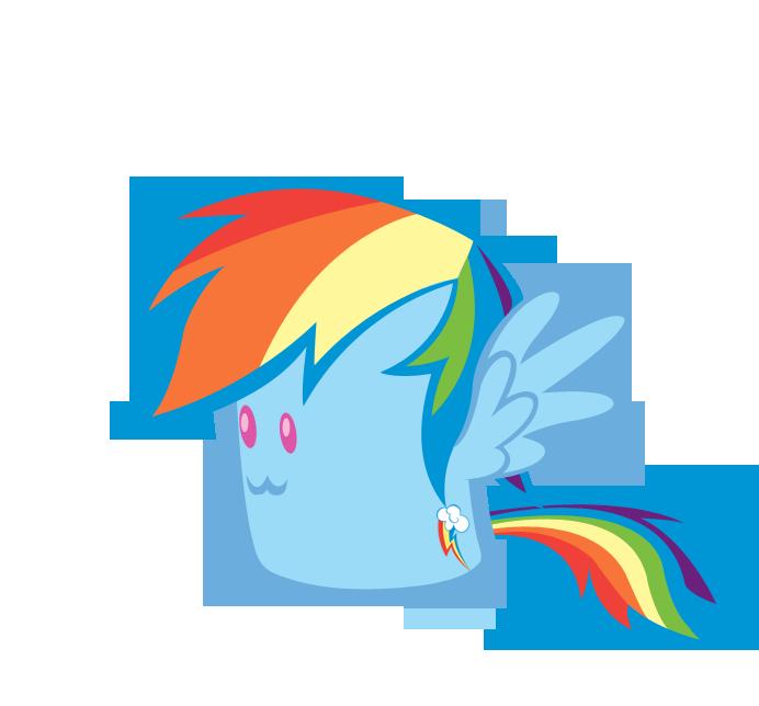 Marshmallow clipart super cute cute.  artist durpy pony