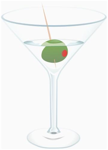 Glass fresh free clip. Martini clipart