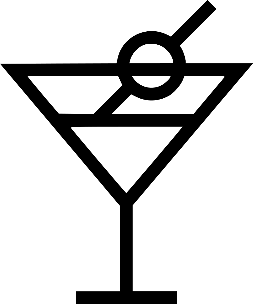 Cocktail clipart cocktail mixer. Drink martini svg png