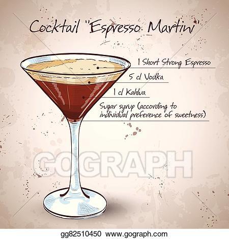 Martini Clipart Espresso Martini Martini Espresso Martini Transparent Free For Download On Webstockreview 2021