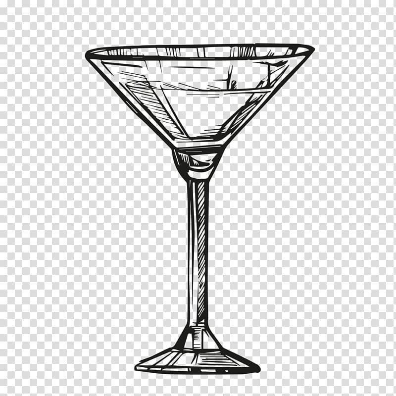 Cocktail garnish drink drawing. Martini clipart mixology