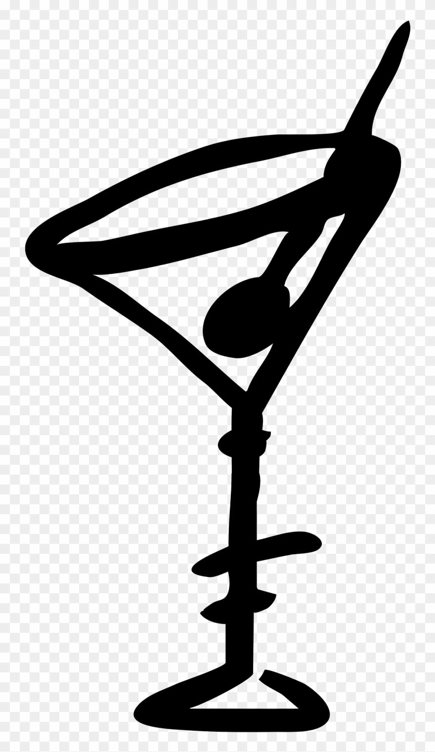 Martini clipart mixology. Glass clip art free