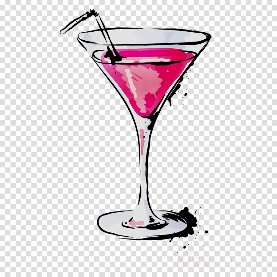 Martini clipart pink cocktail. Background margarita