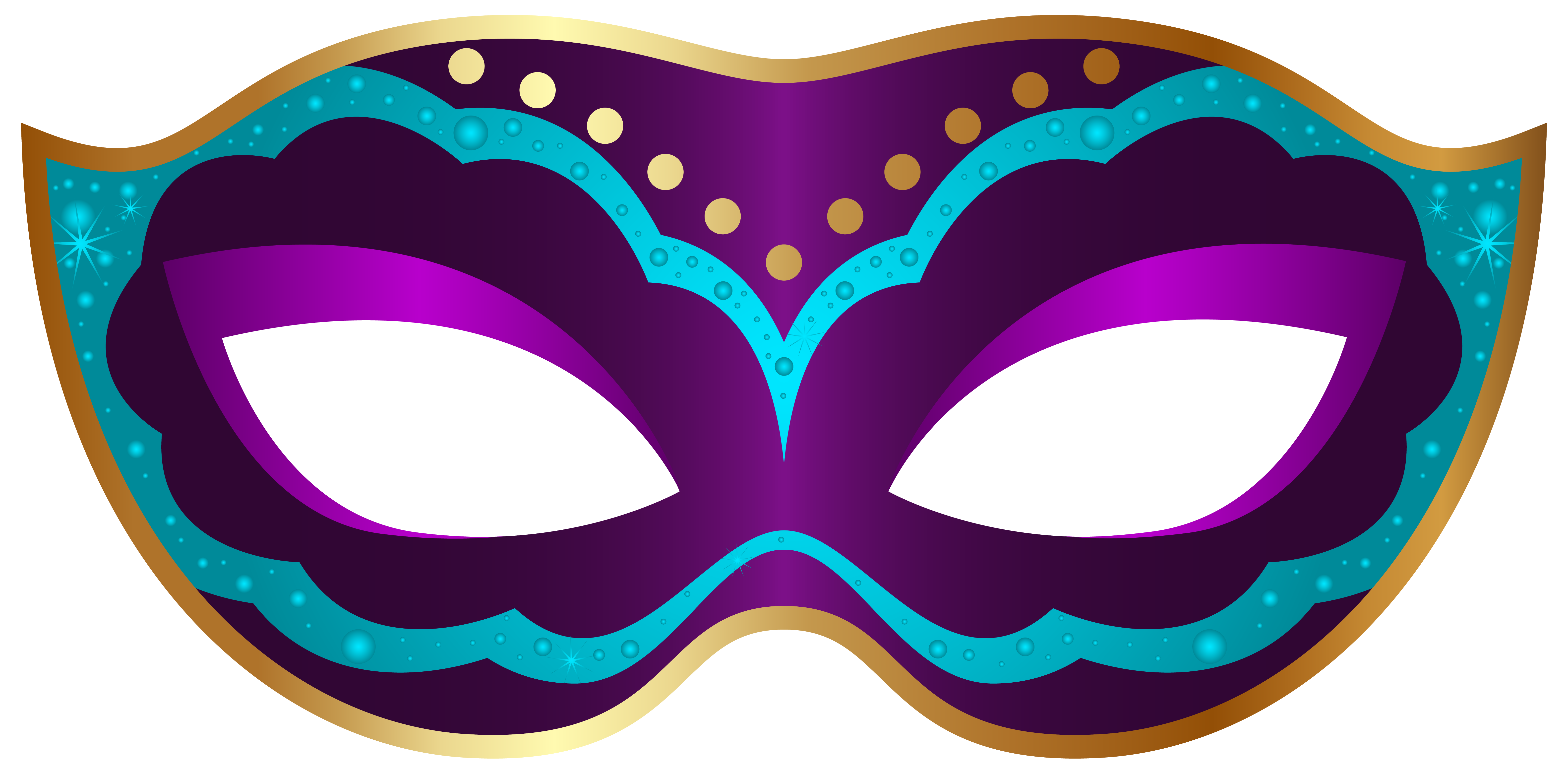 Purple mask png clip. Carnival clipart